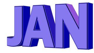 January